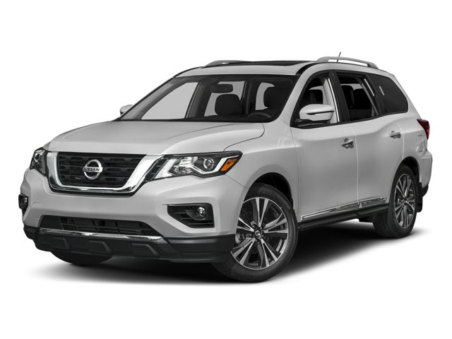 2017 Nissan Pathfinder Platinum Grand Forks Nd Fargo